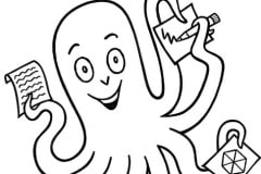 bw-12-Octopus
