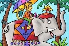 13-Nuovocard-elephantmonkey